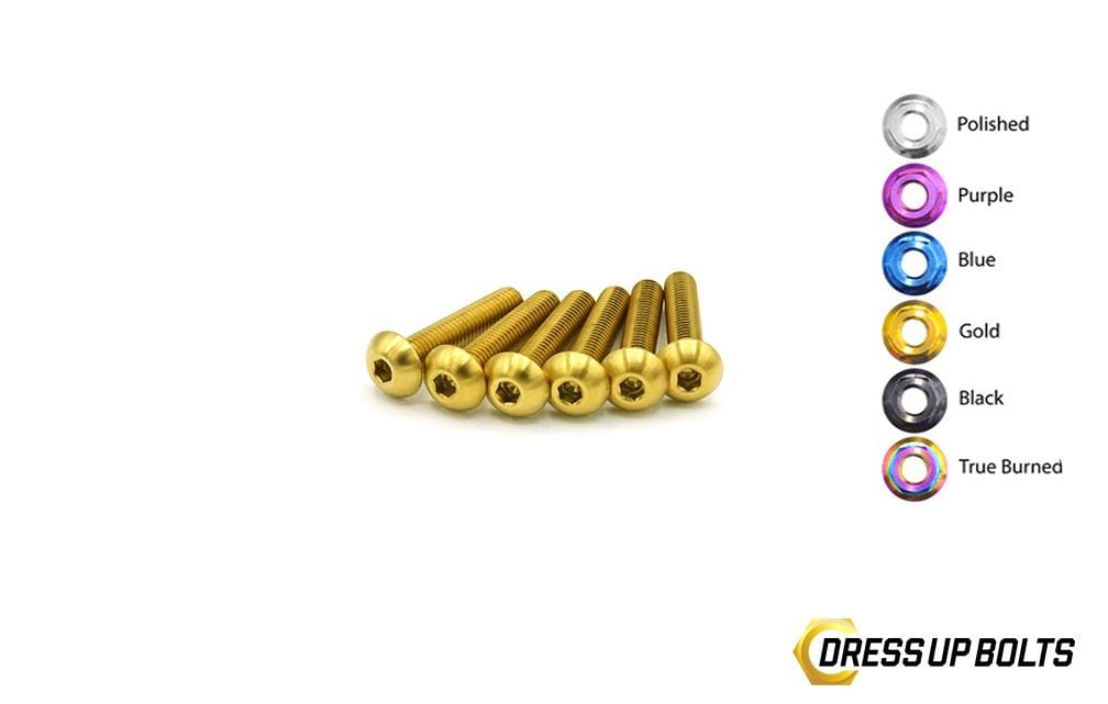 25mm Titanium Dress Up Bolts Quick Release Kit - DressUpBolts.com