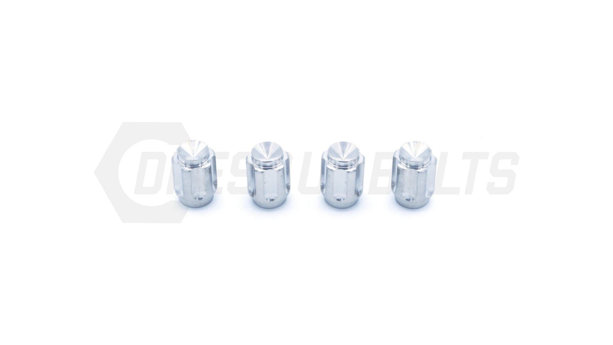 Dress Up Bolts Titanium Valve Stem Caps - Gear Design - DressUpBolts.com