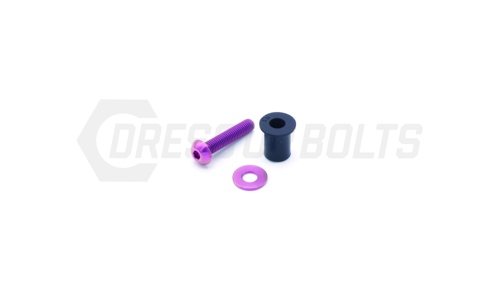 Dress Up Bolts Titanium Widebody Hardware - Combo 3 - DressUpBolts.com