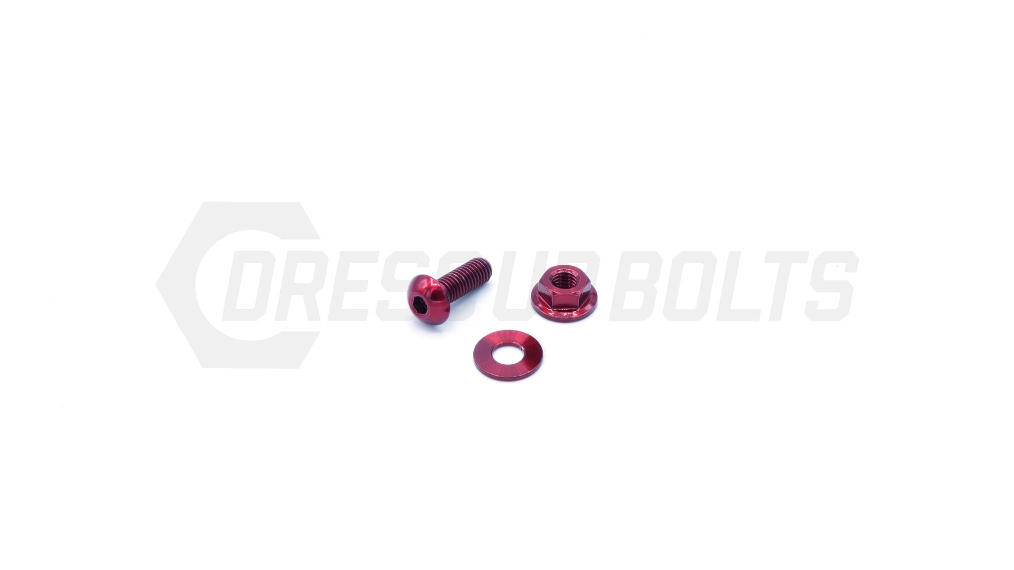 Dress Up Bolts Titanium Widebody Hardware - Combo 7 - DressUpBolts.com