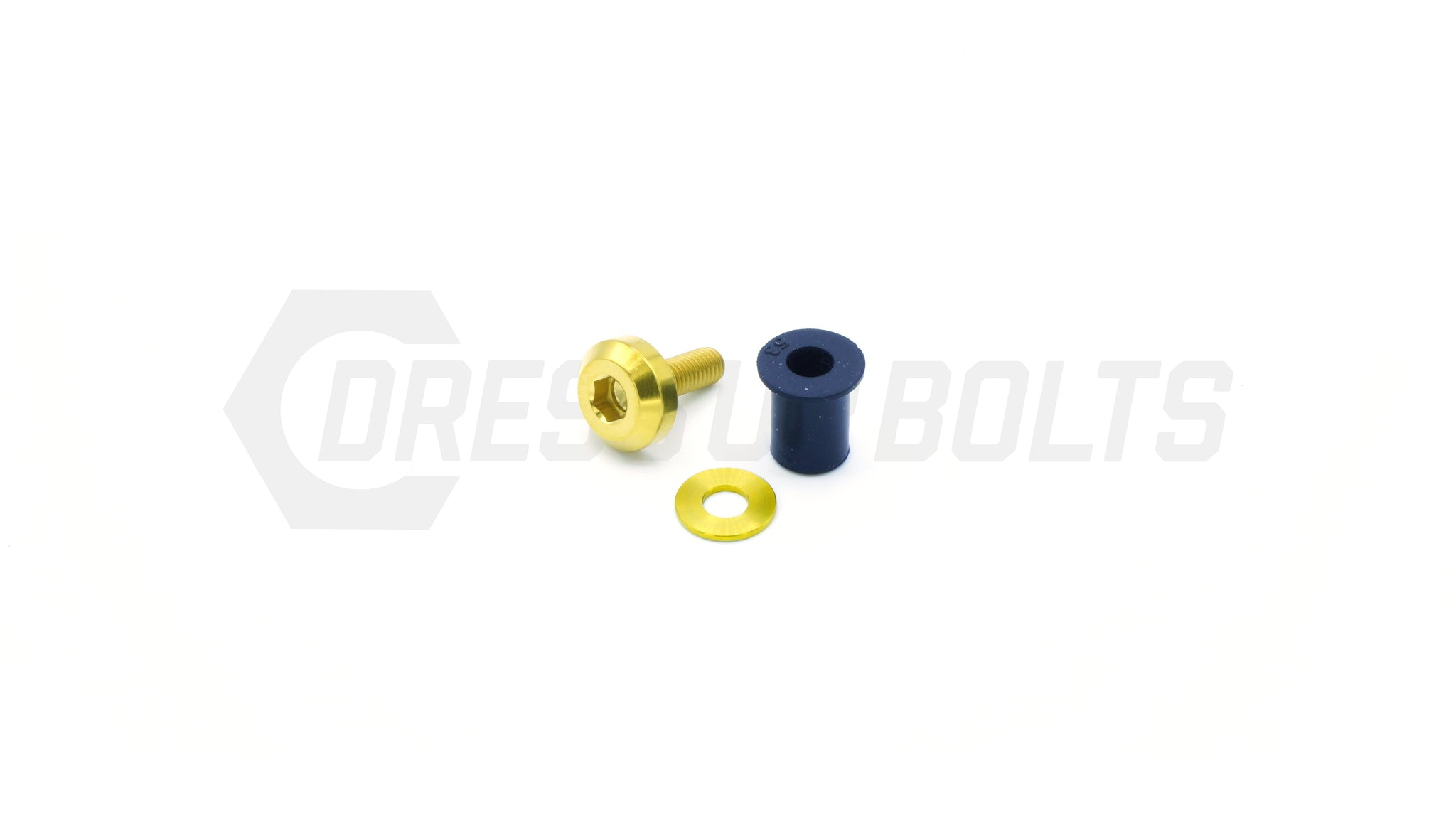 Dress Up Bolts Titanium Widebody Hardware - Combo 6 - DressUpBolts.com