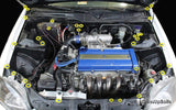 Honda Civic EK Engine Bay