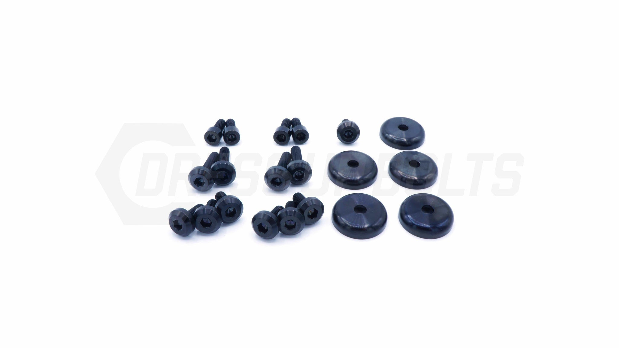 Dress Up Bolts Stage 2 Titanium Hardware Engine Kit - F20C | F22C1 Engine - DressUpBolts.com