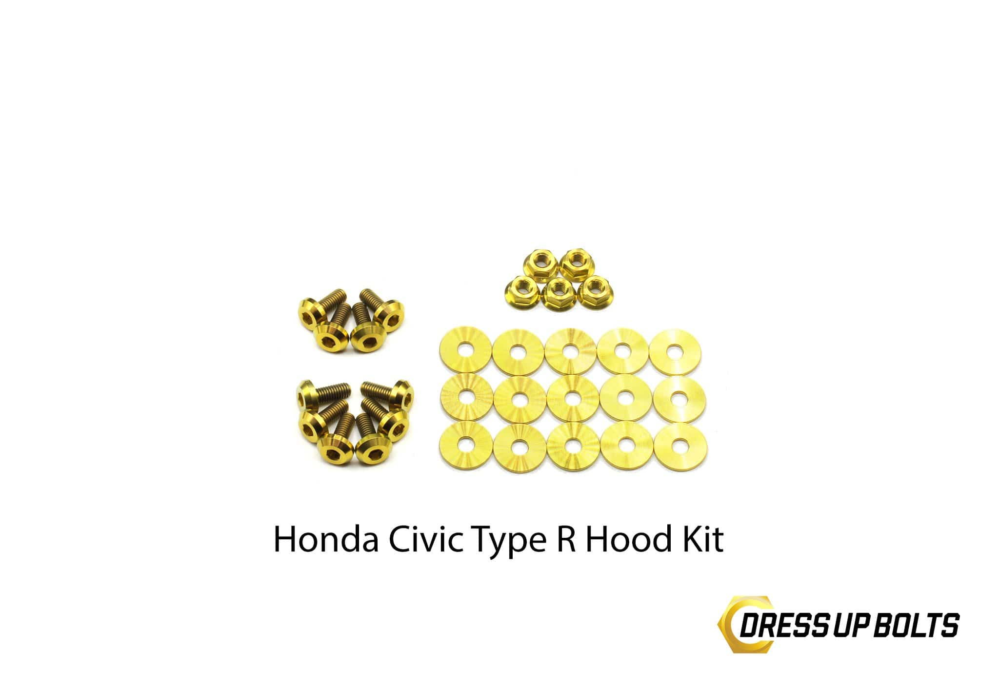 Honda Civic Type R Hood