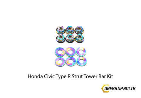 Honda Civic Type R Strut Tower Bar