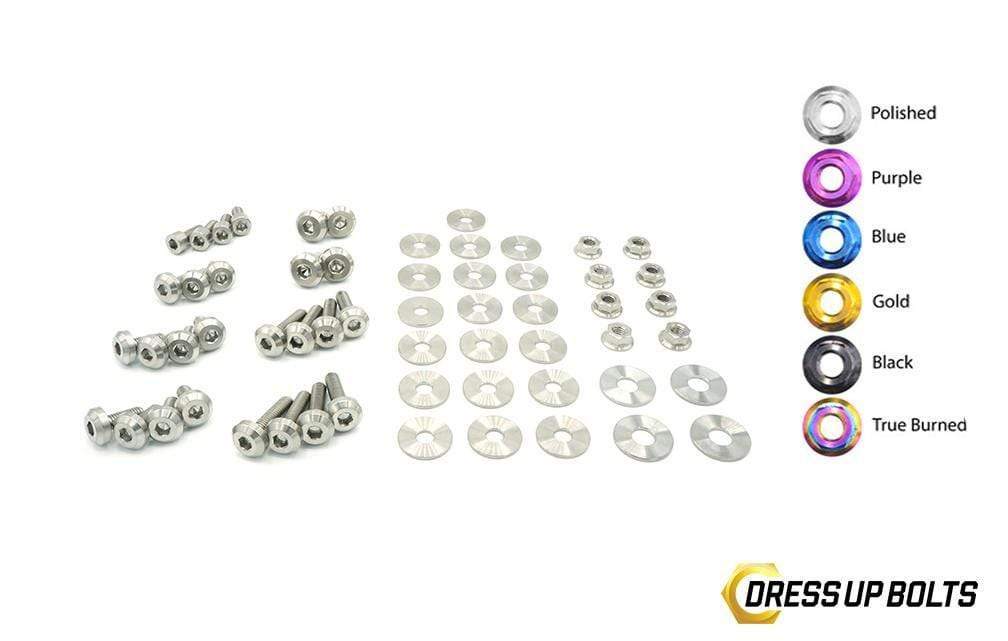 Dress Up Bolts Hyundai Veloster Engine Bay Kit
