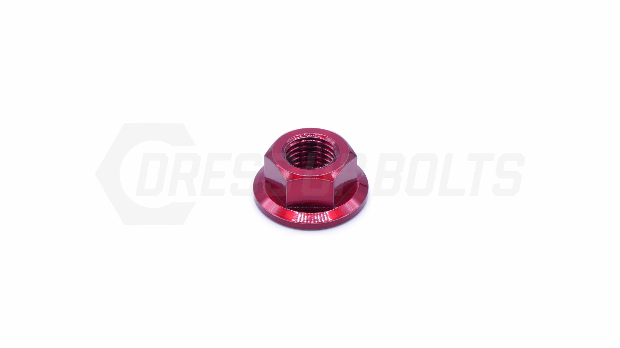M10 x 1.25 Titanium Nut by Dress Up Bolts - DressUpBolts.com