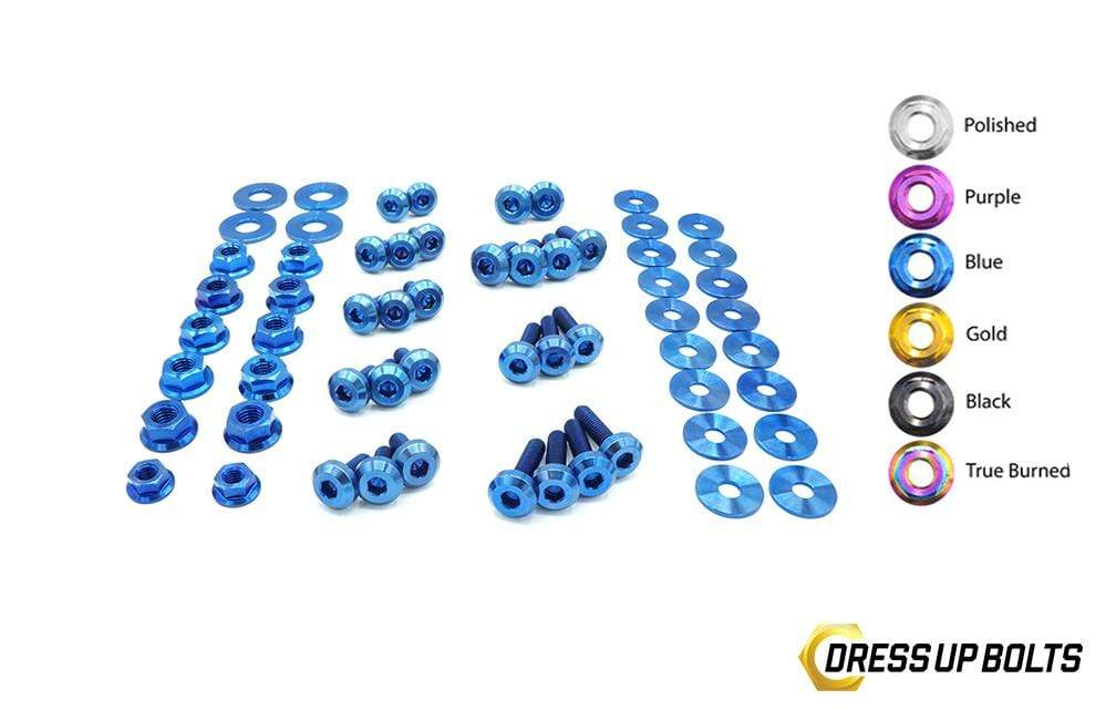 Dress Up Bolts Infiniti Q60 Engine Bay Kit