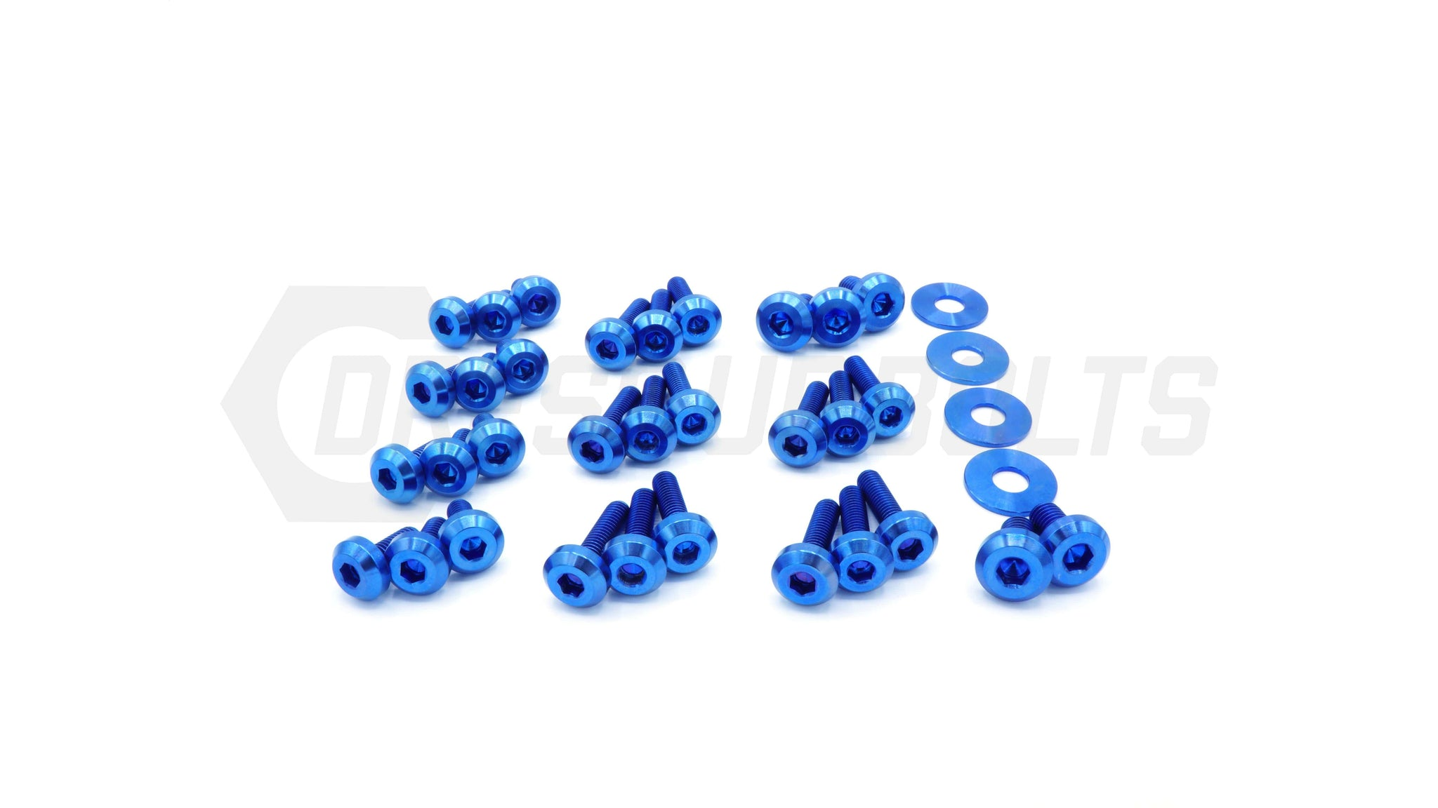 Dress Up Bolts Stage 3 Titanium Hardware Engine Kit - 4G63 Engine - DressUpBolts.com