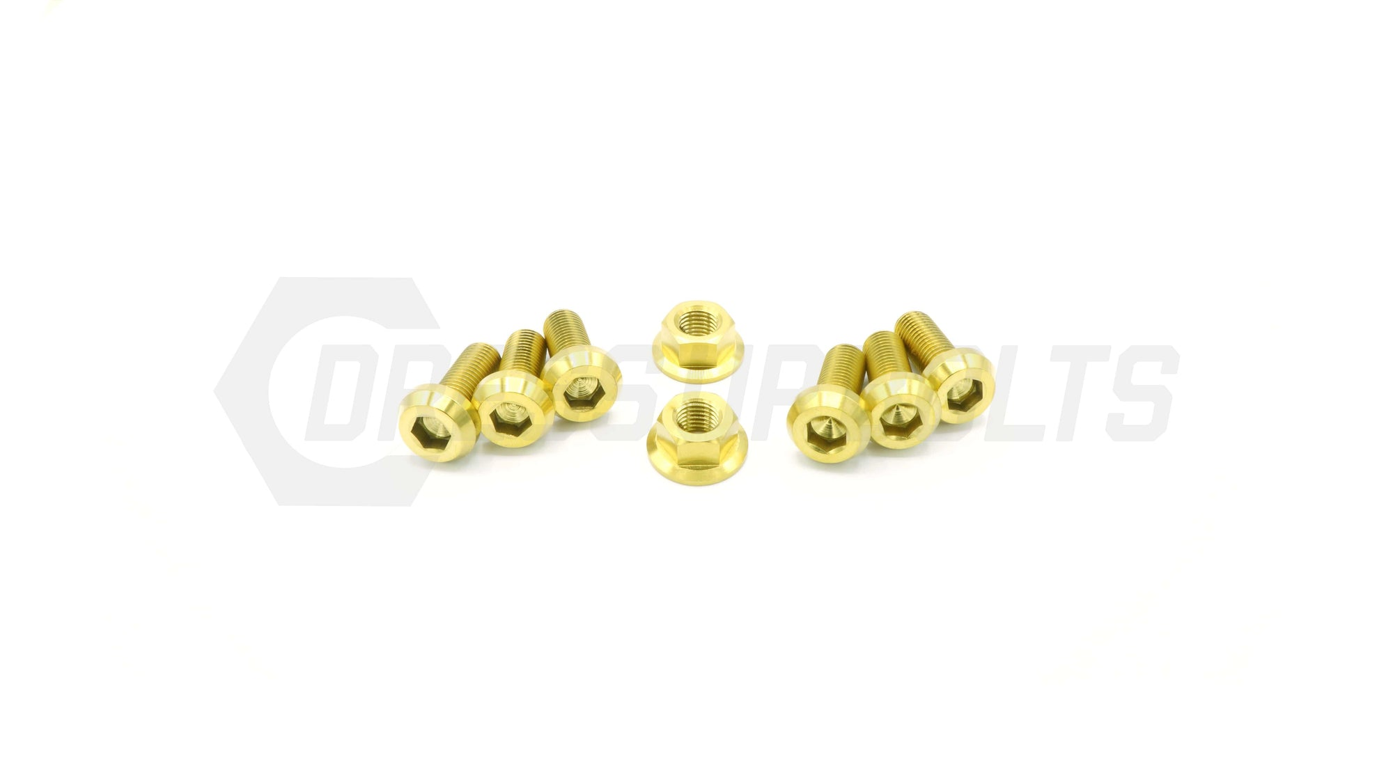 Dress Up Bolts Titanium Hardware Strut Tower Bar Kit - Nissan 350Z - DressUpBolts.com