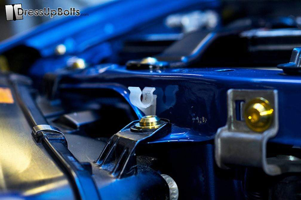 Nissan R34 Engine Bay