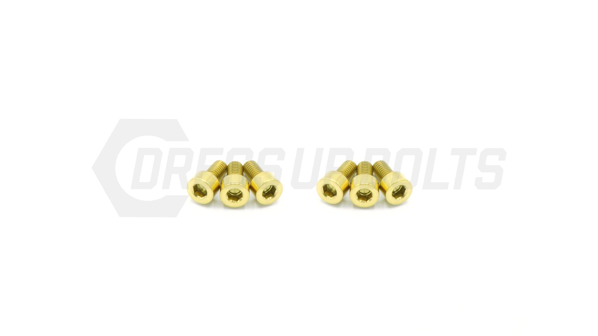 Dress Up Bolts Titanium Hardware Blow Off Valve Kit - TiAL Sport Q/QR - DressUpBolts.com