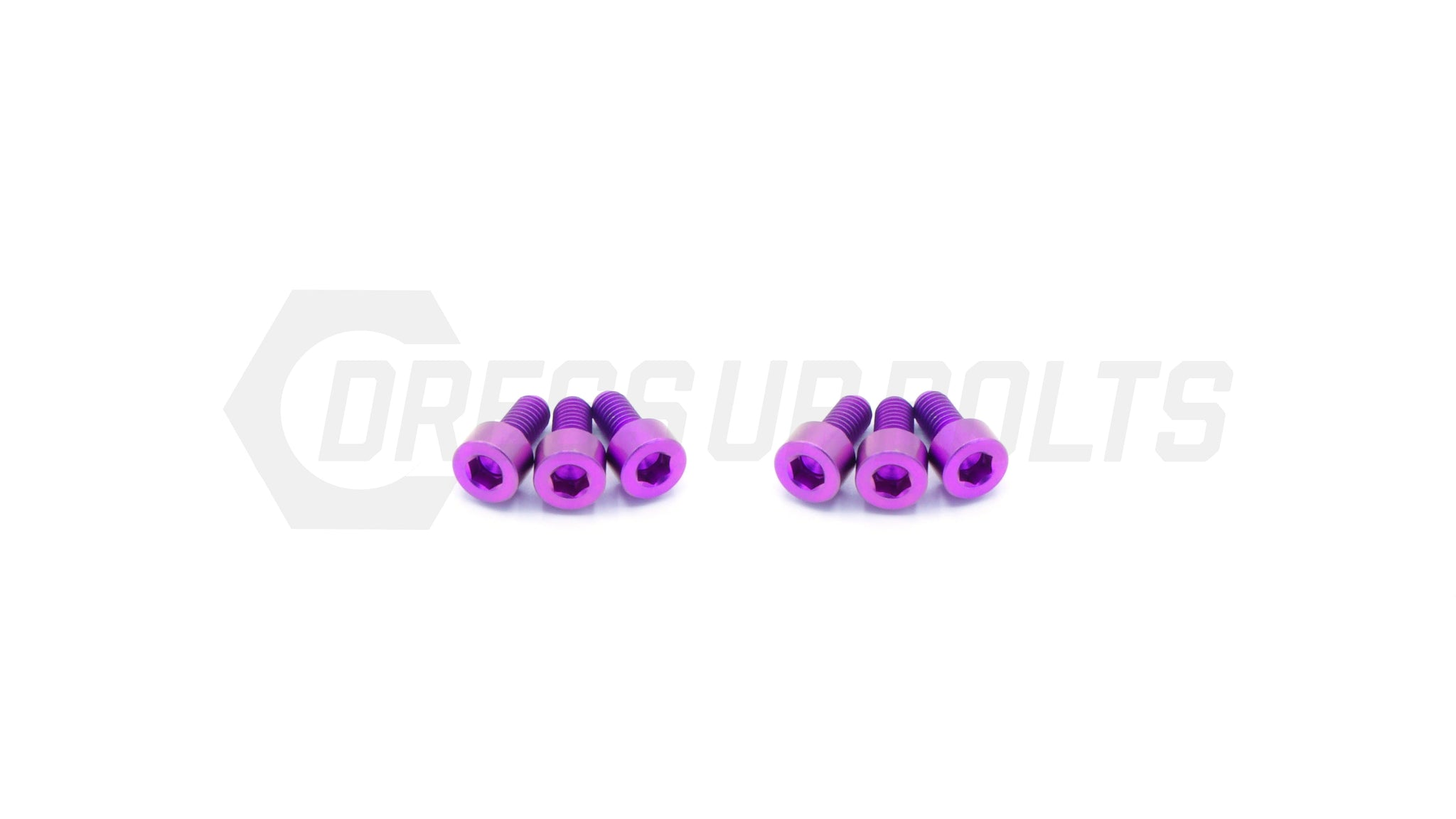 Nissan SR20DET Titanium Dress Up Bolts Coil Pack Cover Kit - DressUpBolts.com