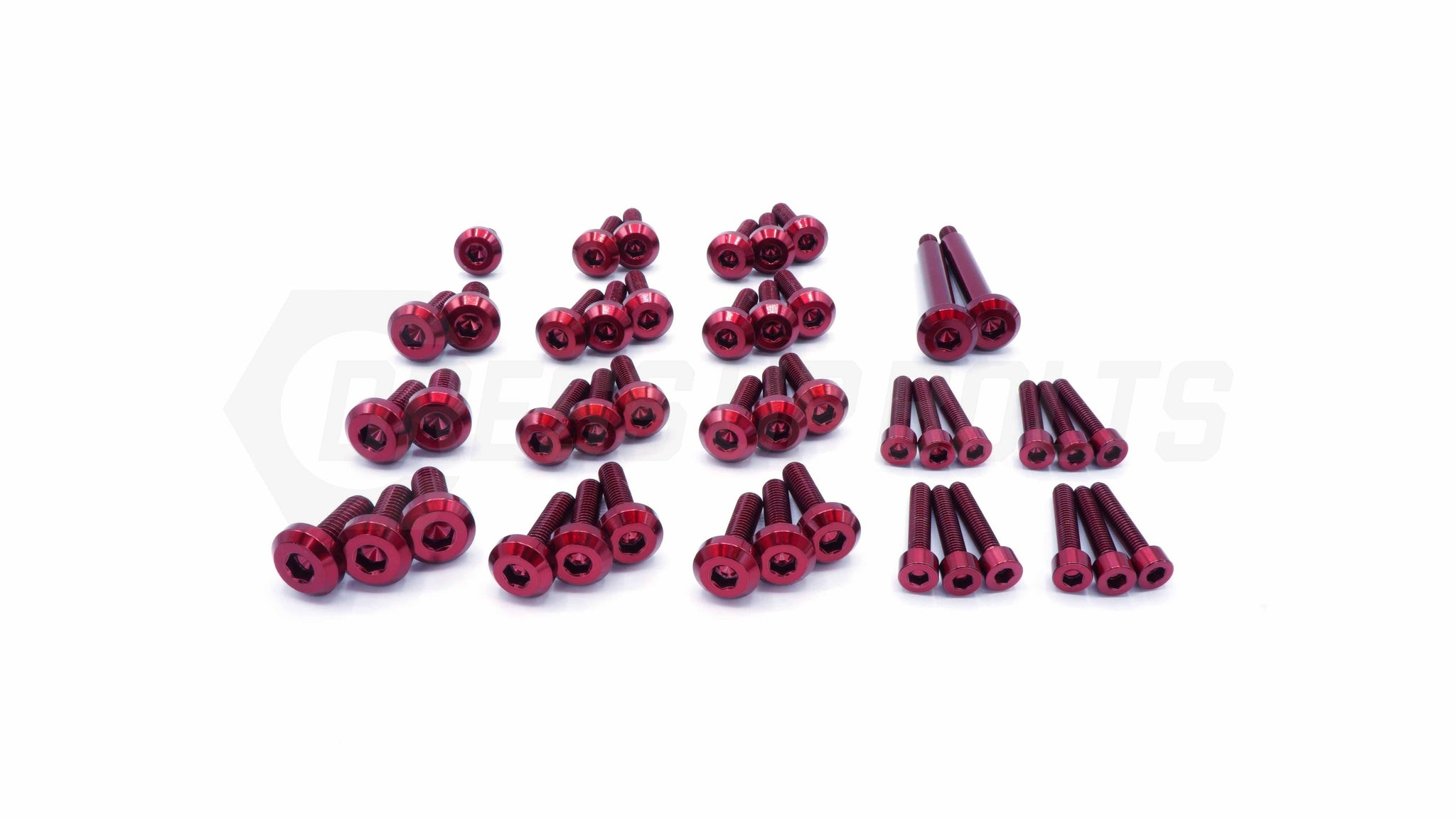 Dress Up Bolts Stage 2 Titanium Hardware Engine Kit - RB25 Engine - DressUpBolts.com