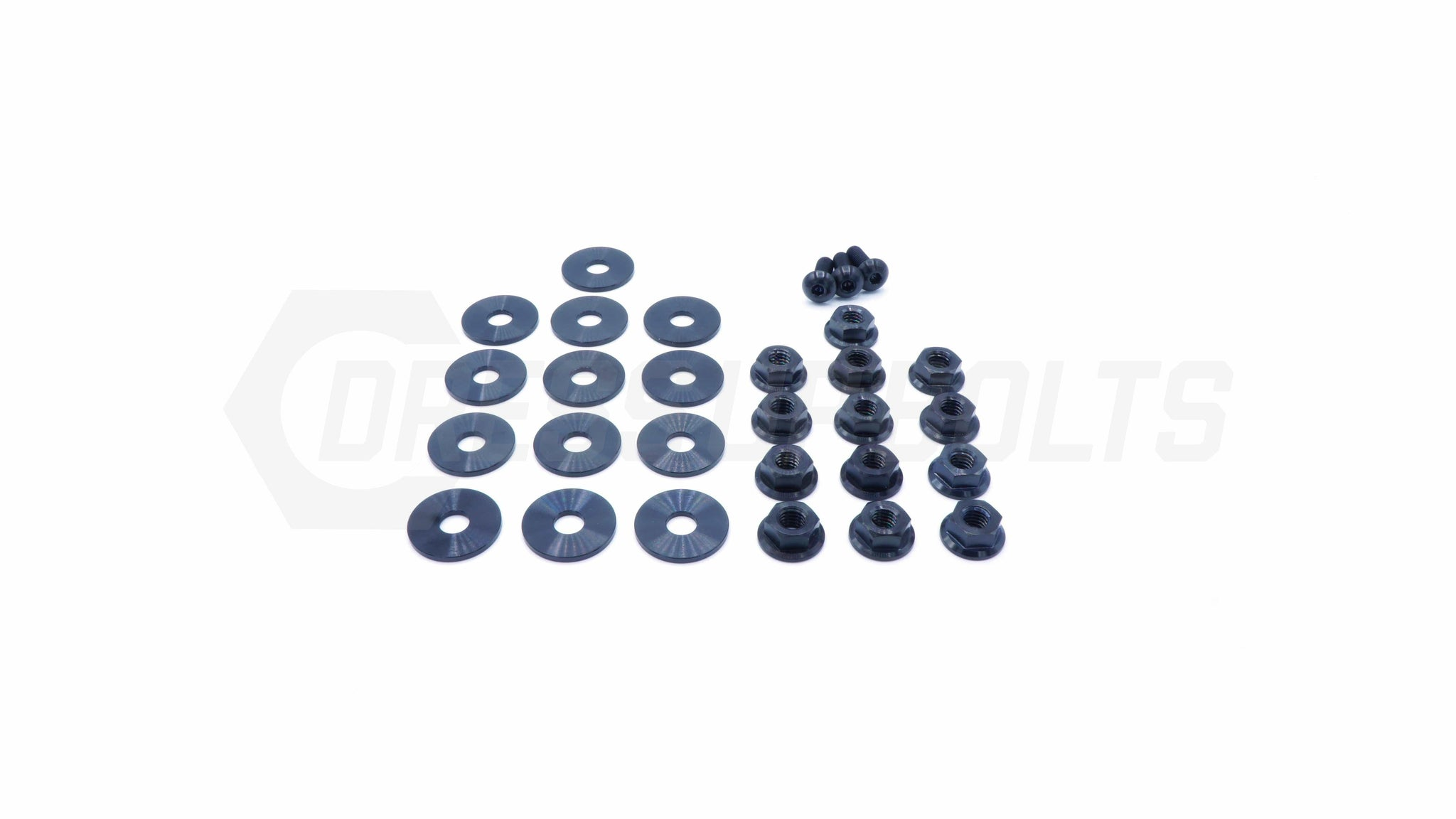 Dress Up Bolts Titanium Hardware Valve Cover Kit - SR20DET - DressUpBolts.com