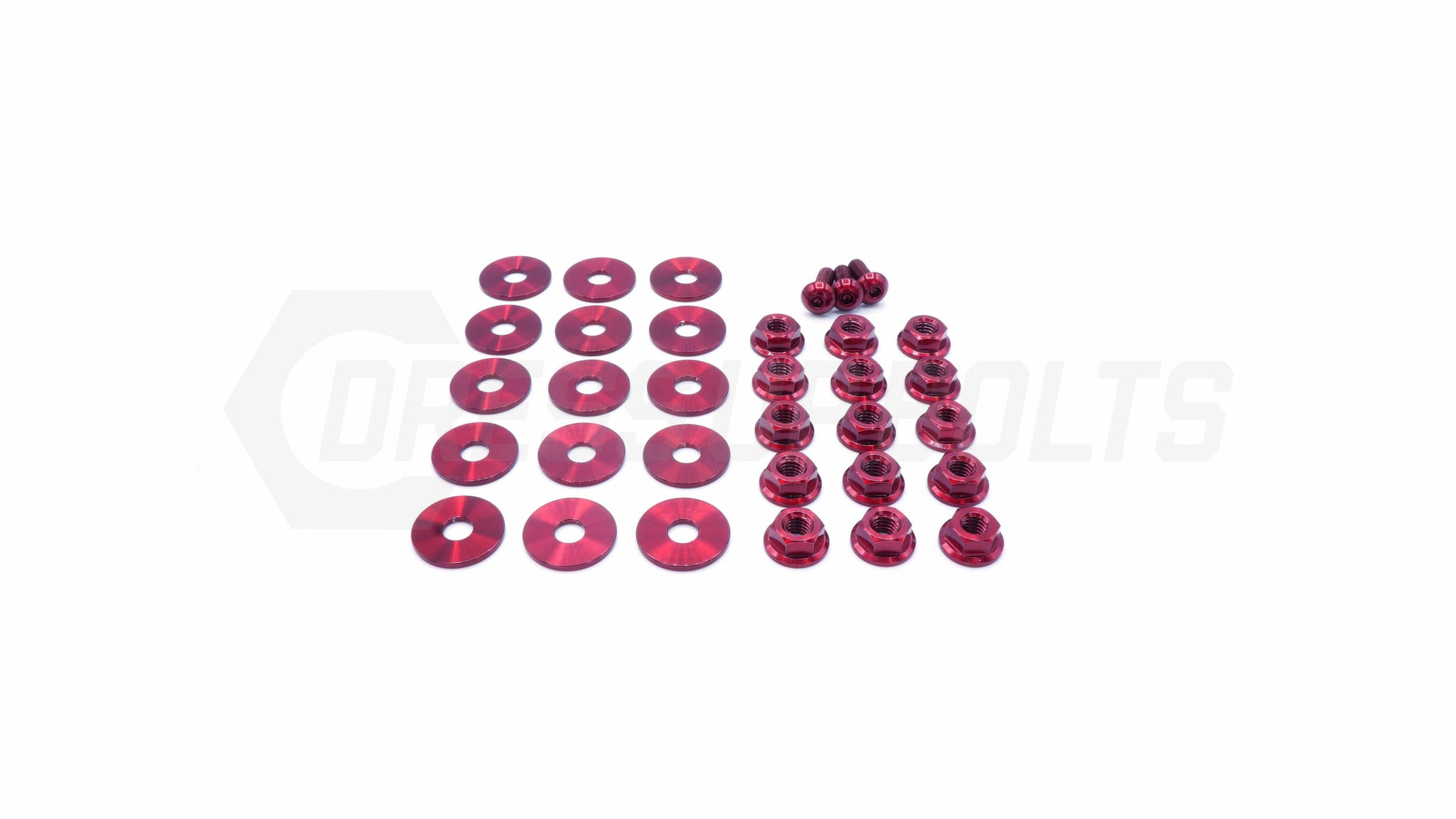Dress Up Bolts Titanium Hardware Valve Cover Kit - SR20DET VTC - DressUpBolts.com
