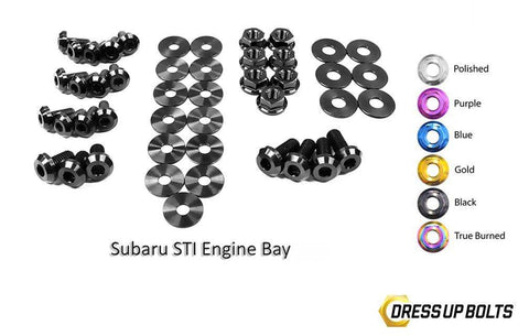 Subaru WRX and STi (2011-2014) GE/GH/GR/GV Titanium Dress