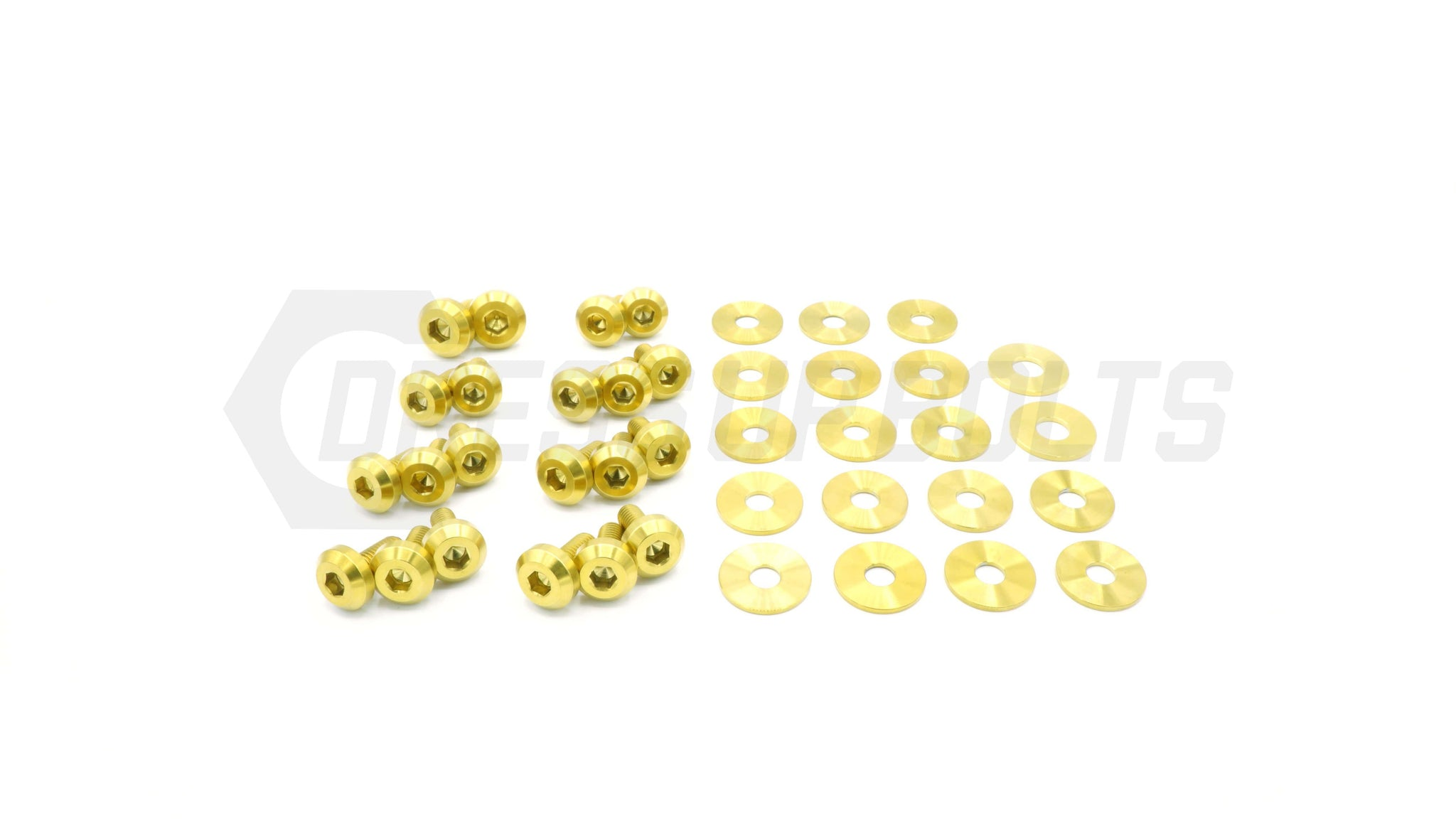 Subaru BRZ (2013-2019) Titanium Dress Up Bolts Partial Engine Bay Kit - DressUpBolts.com