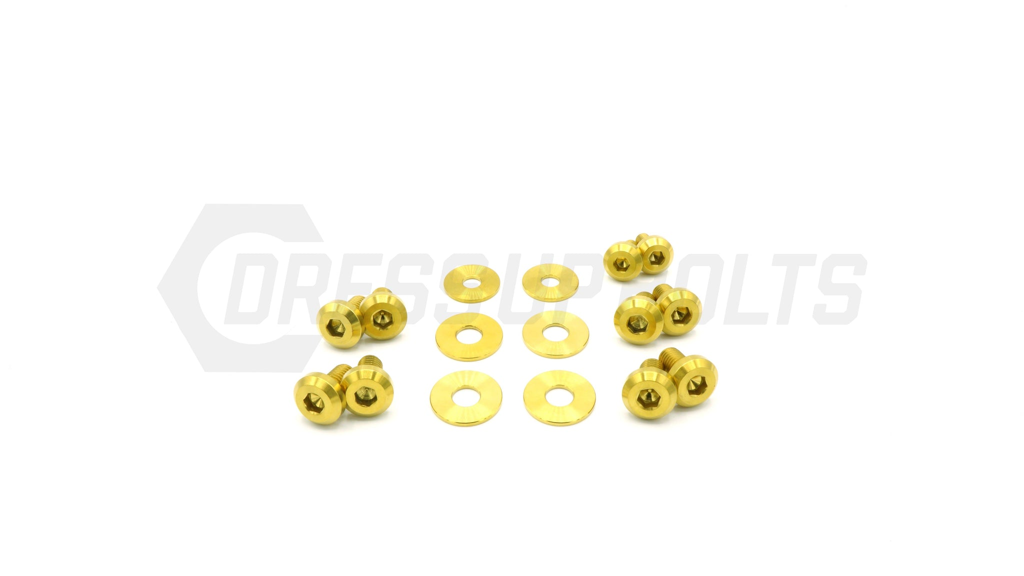 Subaru BRZ (2013-2019) Titanium Dress Up Bolts Trunk Kit - DressUpBolts.com