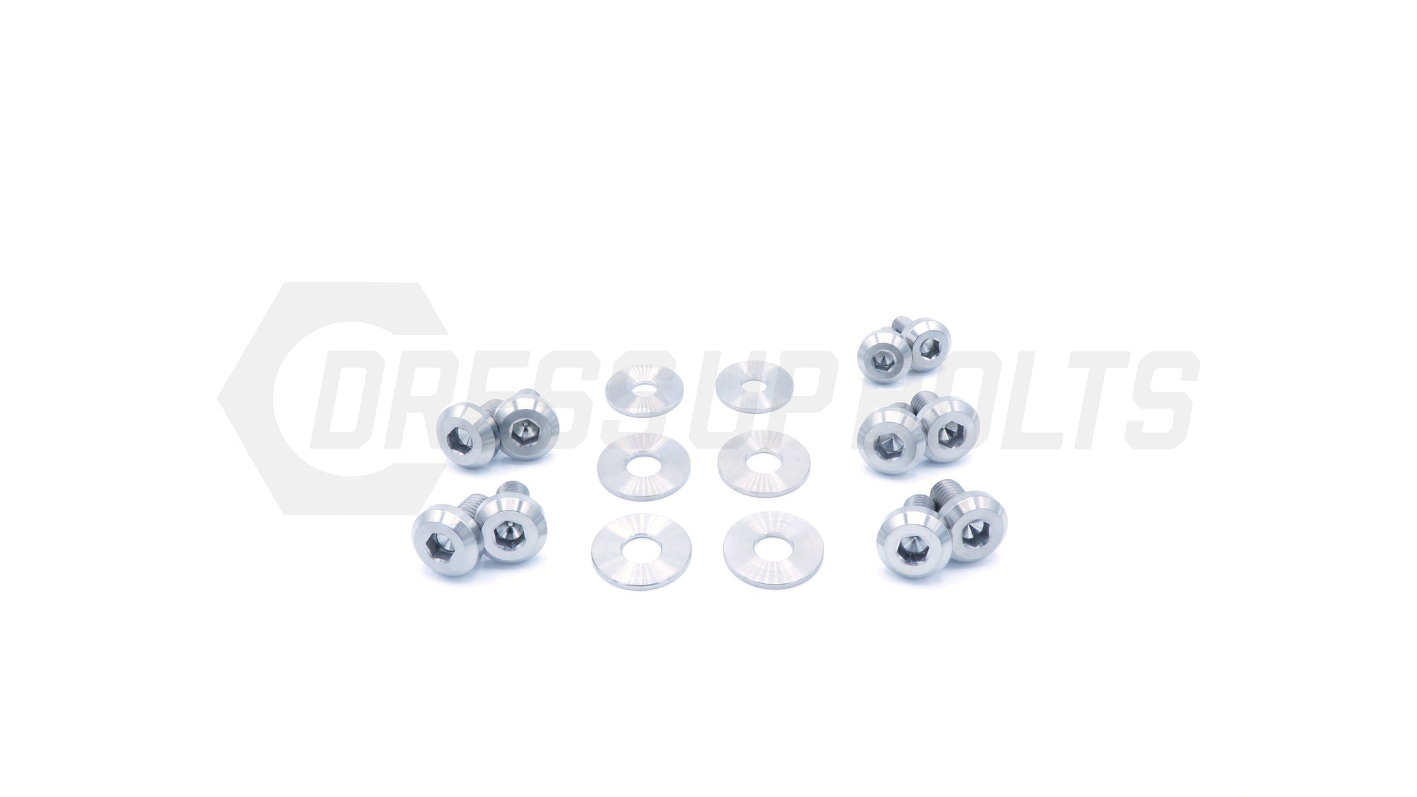 Dress Up Bolts BRZ Trunk
