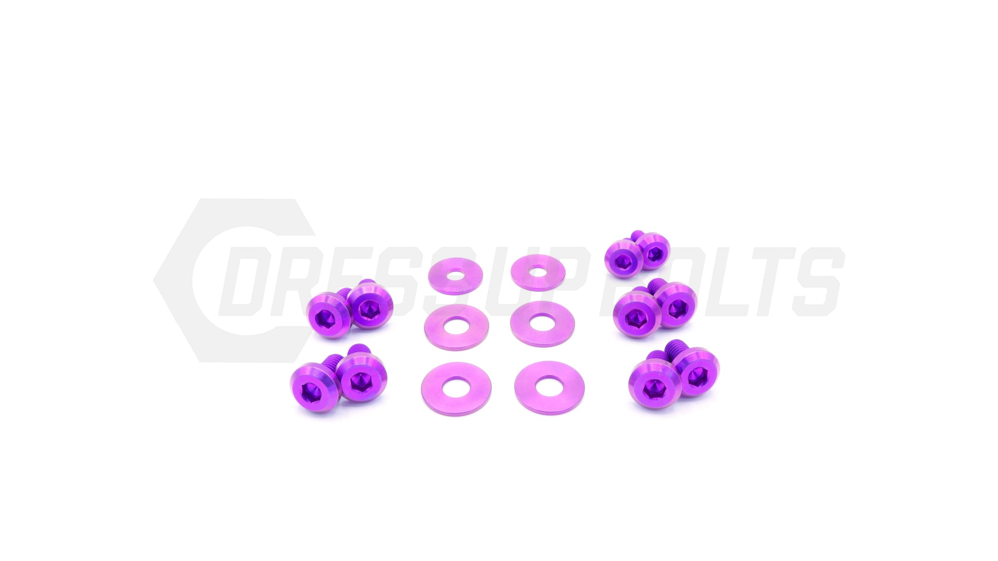 Dress Up Bolts Toyota 86 Trunk