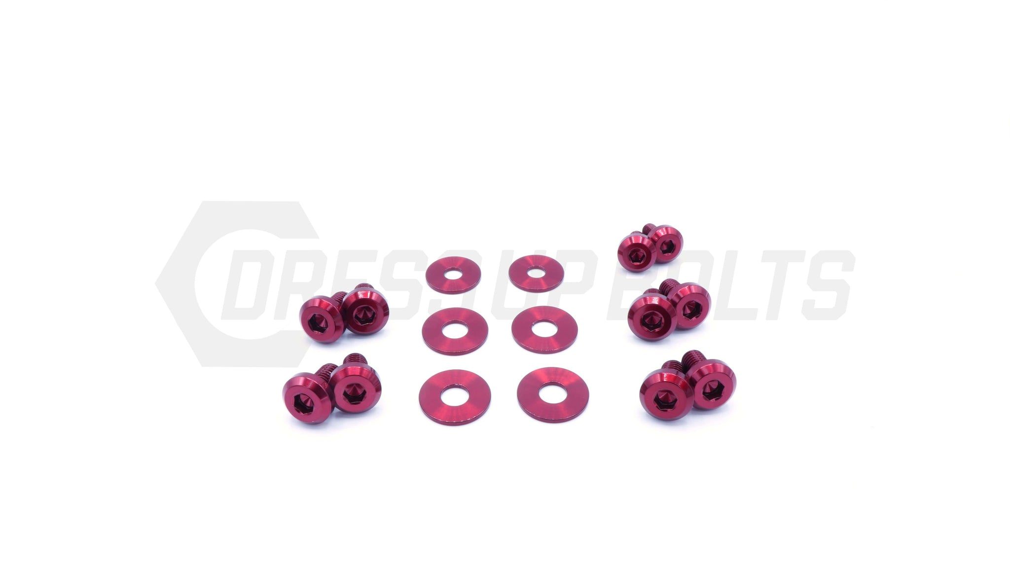 Scion FR-S (2013-2016) Titanium Dress Up Bolts Trunk Kit - DressUpBolts.com