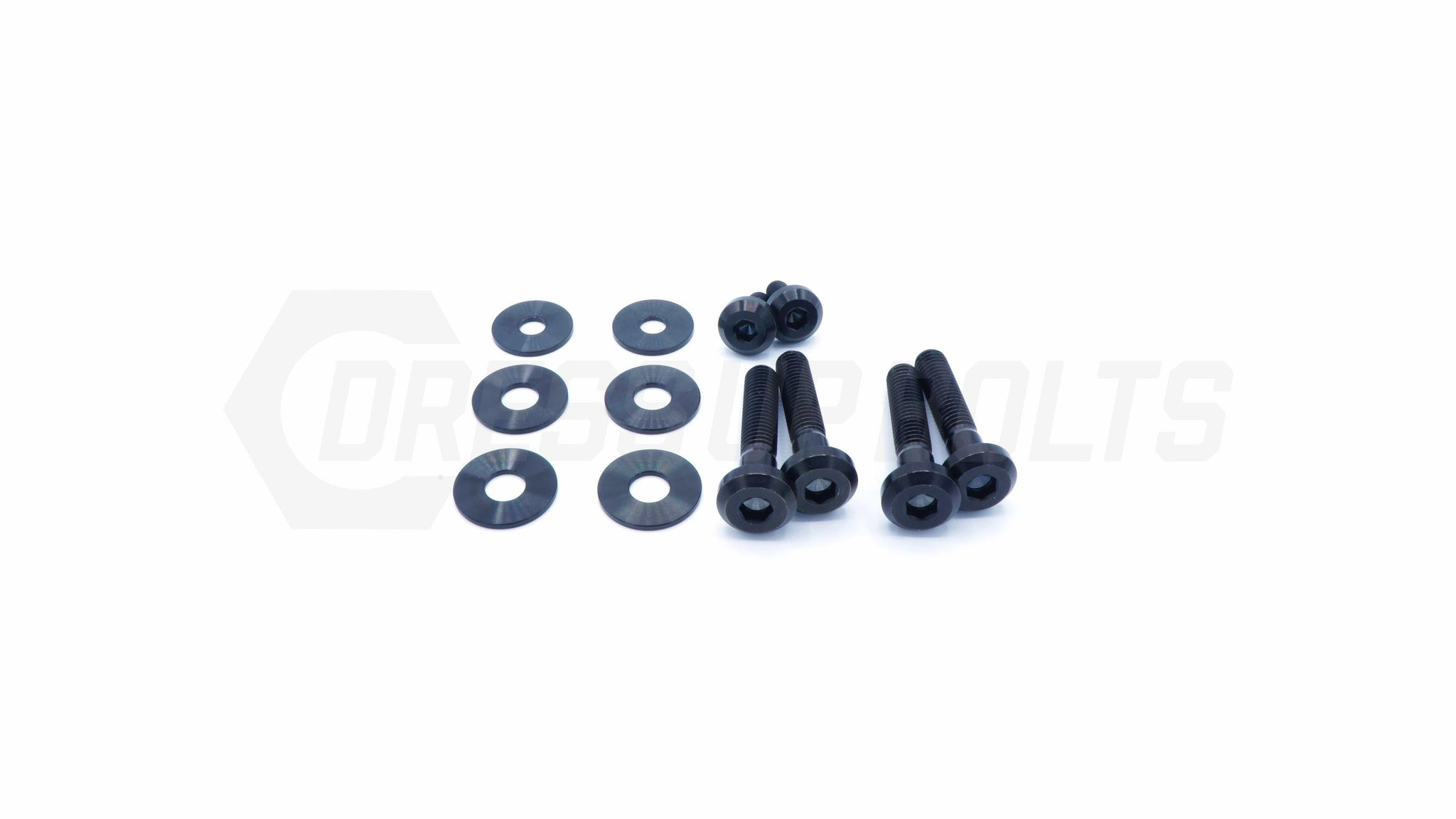 Dress Up Bolts Titanium Hardware Trunk Kit - Subaru WRX/STI (2015-2020) - DressUpBolts.com