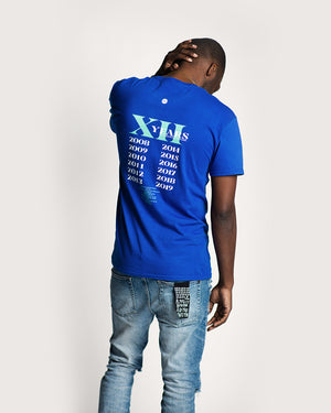 Limited Edition WCS Tee - Electric Blue