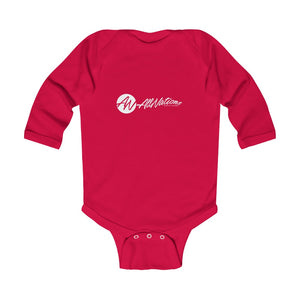 All Nations Signature Infant Long Sleeve Bodysuit