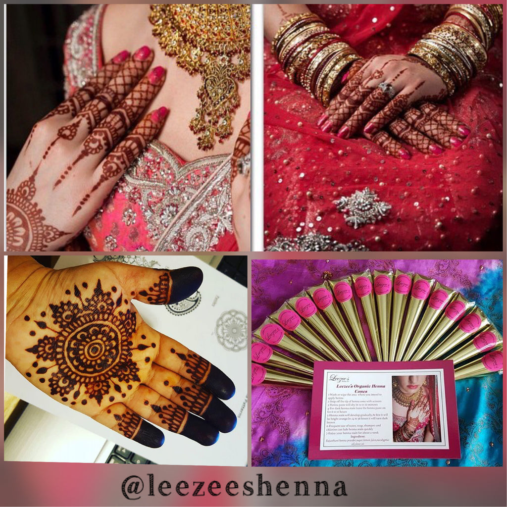 Black Friday Henna sale 50% off at Leezee's Henn Art