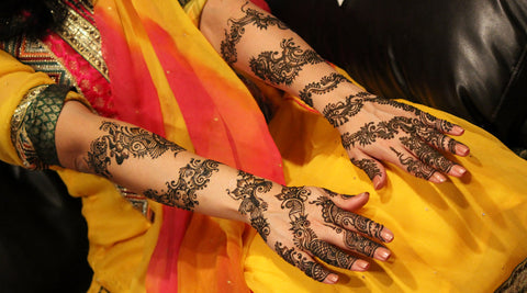 Henna Tattoo How Long Does It Last : Fun facts about henna tattoos loveland fort collins co