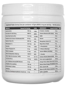 Dr. Louie Yu Formulations Soma Plex Multivitamin for Men & Women Includes Amino Acids, Active Vitamins & Minerals (Daily Vitamins A, C, D, E, B6 & B12)
