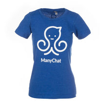 Load image into Gallery viewer, Women's ManyChat T-Shirt