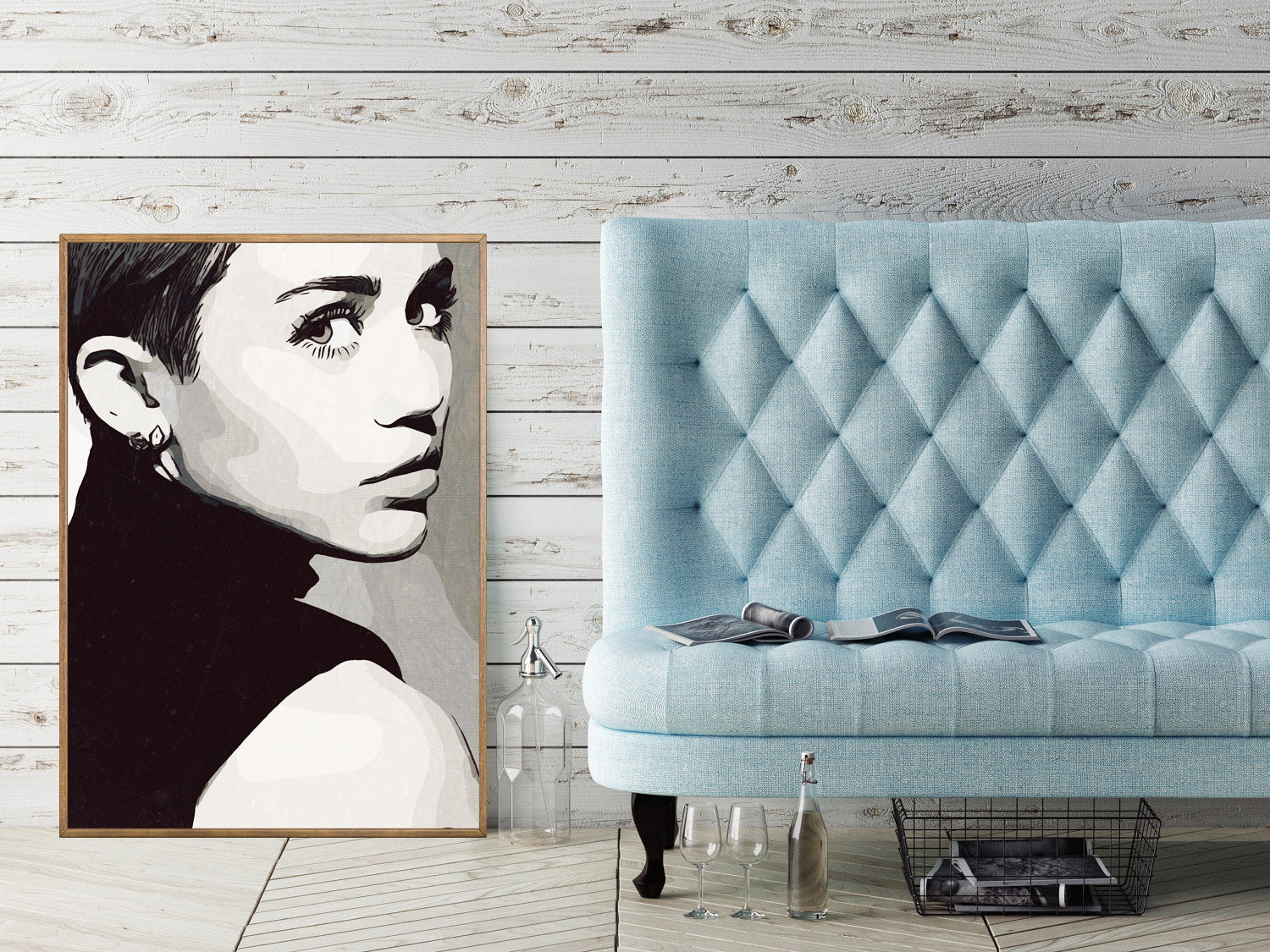 Miley Cyrus Poster,Miley Cyrus Print,Miley Cyrus Home Decor,Miley Cyrus Giclee Print,Music Poster,Instant Download,Pop Culture,Painting