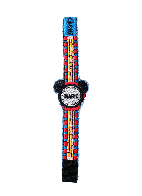 "MAGIC Embroidered ""Watch"" Bracelet"