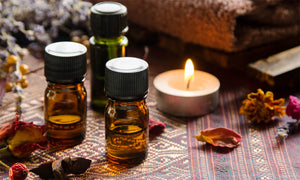 Sensory Journey Aromatherapy (add on)