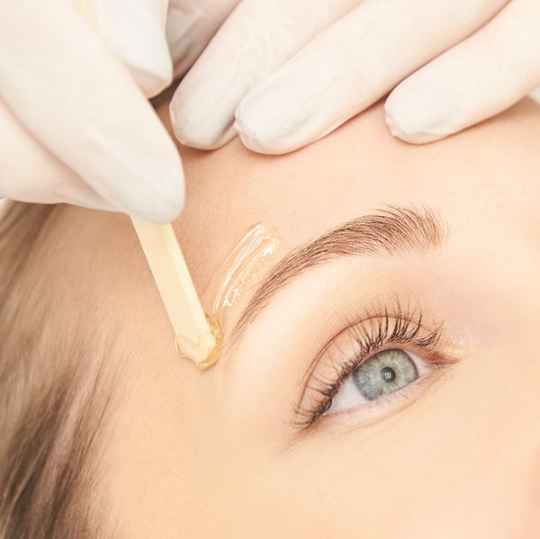 Brow Wax Maintenance