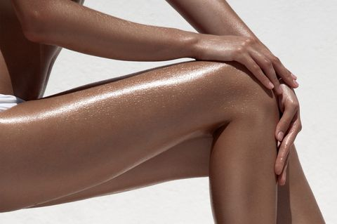 Spray Tan- Upper or Lower Legs