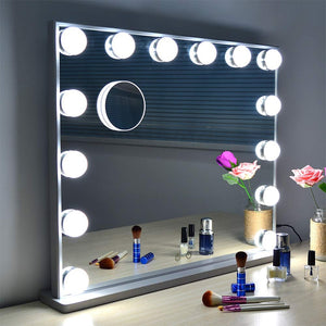 Mirrorizer -  Makeup Mirrors with Lights