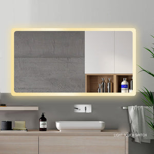Mirrorizer - Wall Mounted Mirror Decorative LED