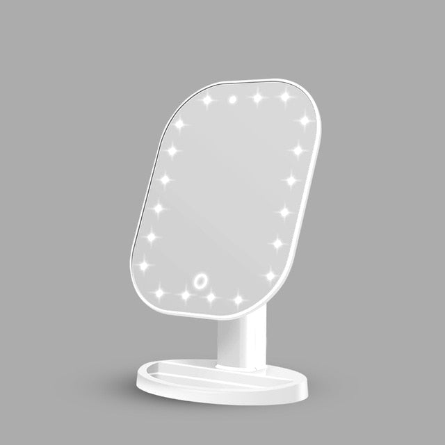 Mirrorizer - led makeup mirror with light smart touch Mirror