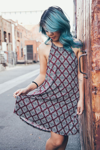 Baroque Babe Shift Dress