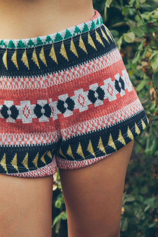 Cozy Native Lounge Shorts