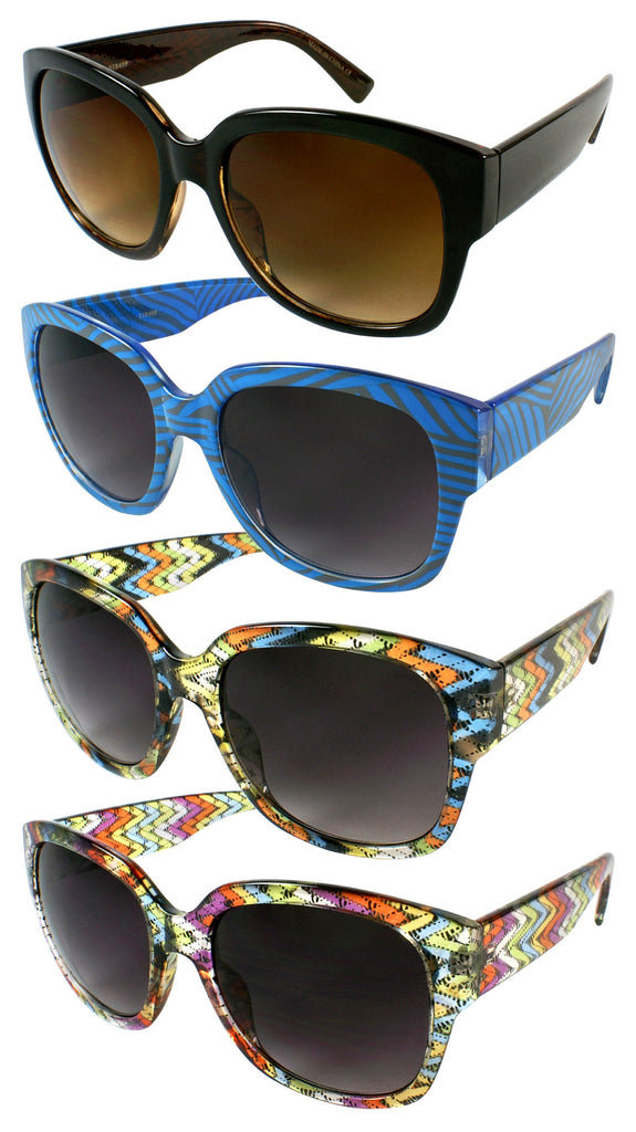 Retro Revival Sunglasses
