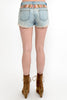 New Mexico Denim Shorts - Blue