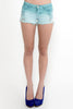 Cloud Nine Cut Offs - Blue