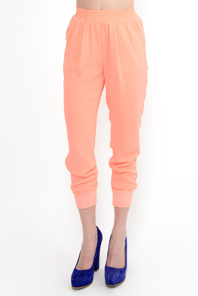 Genie Pants - Orange