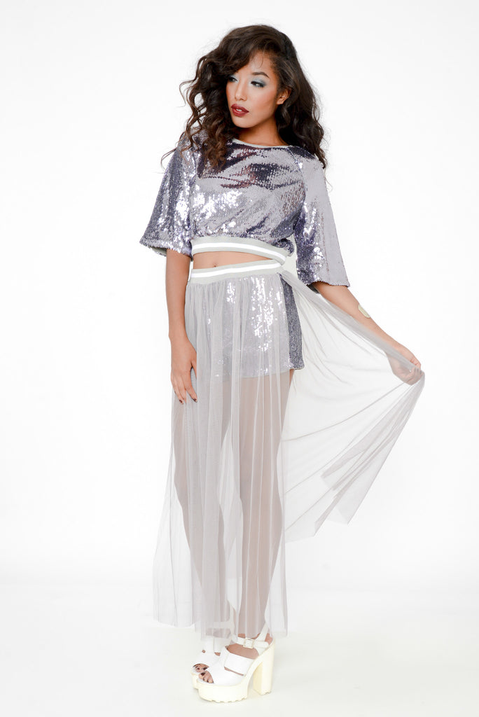 Dancing Queen Sequin Top