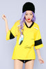 Hellz Bellz Tweety Wink Jersey - Yellow