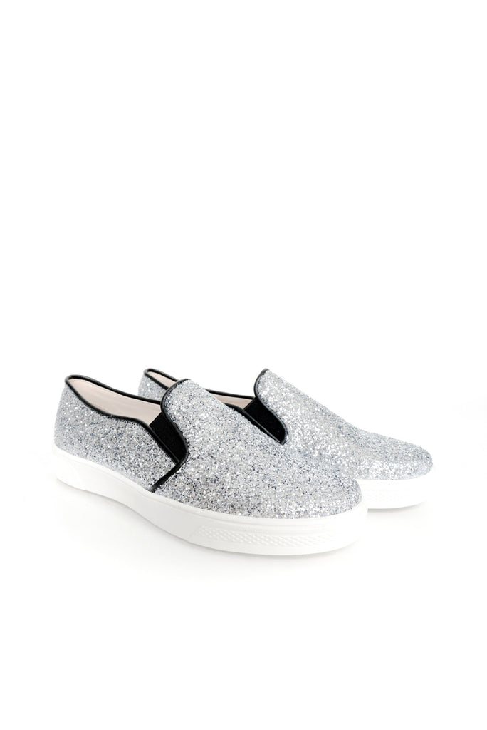 Glitz And Glam Slip Ons